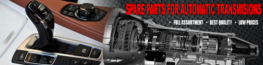 spare parts for automatic transmissions